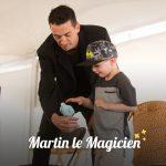 Martin le Magicien - Spectacles de magie pour les petits